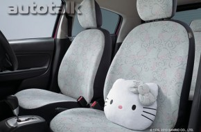 Mitsubishi Mirage Hello Kitty Edition