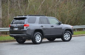 2013 Toyota 4Runner Review