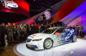 2015 Acura TLX GT Race Car