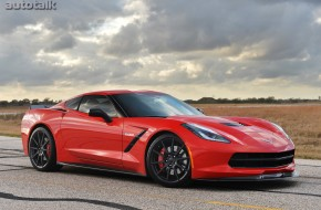 Hennessey HPE700 Twin-Turbo Corvette Stingray