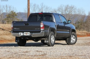 2014 Toyota Tacoma Review