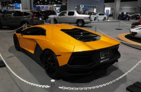 Lamborghini at 2014 Atlanta Auto Show