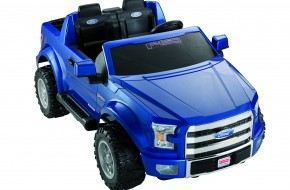 Ford 2015 Power Wheels F-150