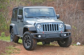 2014 Jeep Wrangler Rubicon Review