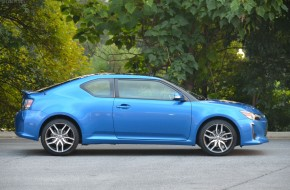 2014 Scion TC Review