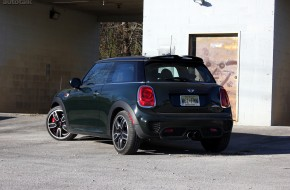2015 Mini John Cooper Works Hardtop Review