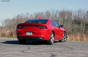 2015 Dodge Charger R/T Review