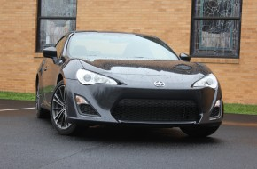 2016 Scion FR-S Review
