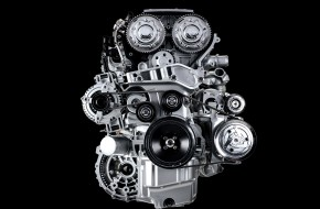 2016 Alfa Romeo 4C engine
