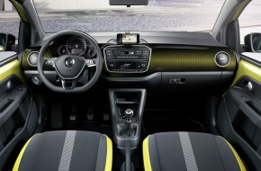 2017 Volkswagen Up! Interior