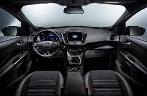 2017 Ford Kuga SUV Interior