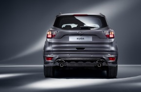 2017 Ford Kuga SUV Rear