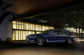 2017 BMW Individual M760i xDrive Model V12 Excellence THE NEXT 100 YEARS
