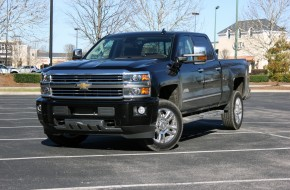 2016 Chevy Silverado 2500HD High Country Review