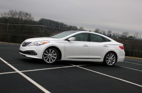 2016 Hyundai Azera Limited Review