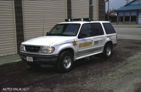West Yellowstone Police Explorer