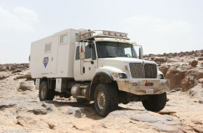 Unicat Amerigo International 4x4 RV