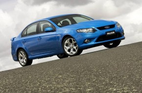 Ford FG Falcon XR8