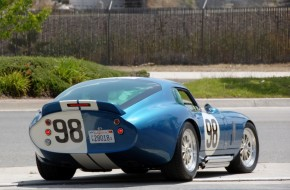 2008 Superformance Shelby Cobra Daytona Coupe
