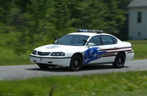 Chevrolet Impala Police Vehicle