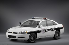 2007 Chevrolet Impala Police Vehicle