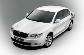 2008 Skoda Superb GreenLine