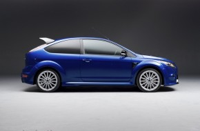 2009 Focus RS in Blue