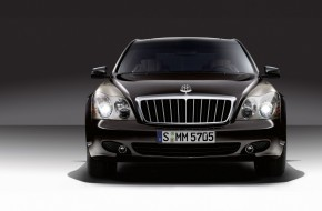 The New Maybach Zeppelin