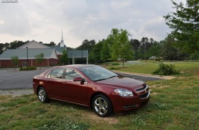 2010 Chevrolet Malibu Review
