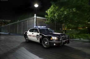 2010 Dodge Charger Police Vehicle