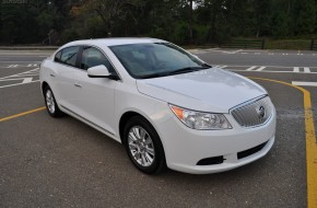 2010 Buick LaCrosse CX Review