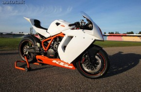 2011 KTM 1190 RC8 R Race Spec
