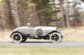 1921 Bentley 3-Litre - Chassis 3
