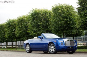 Rolls-Royce Phantom Drophead Coupé Masterpiece London 2011