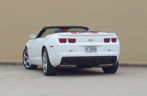 2012 Chevrolet Camaro Convertible Review