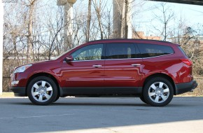 2012 Chevrolet Traverse Review