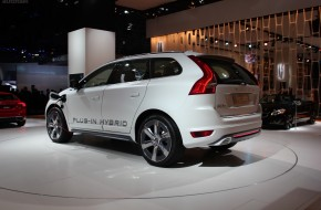 2012 New York International Auto Show Volvo Booth