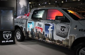 Twitter Truck NYIAS 2012