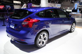 Ford Focus ST NYIAS 2012