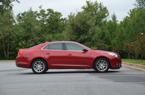 2013 Chevrolet Malibu Eco Review