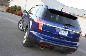 2013 Ford Explorer Limited Review