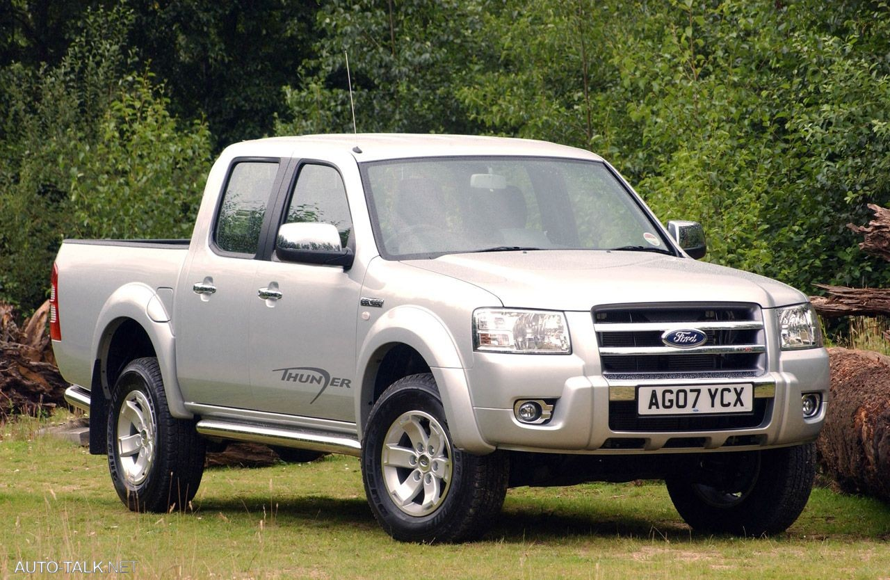 2007 Ford Ranger Europe