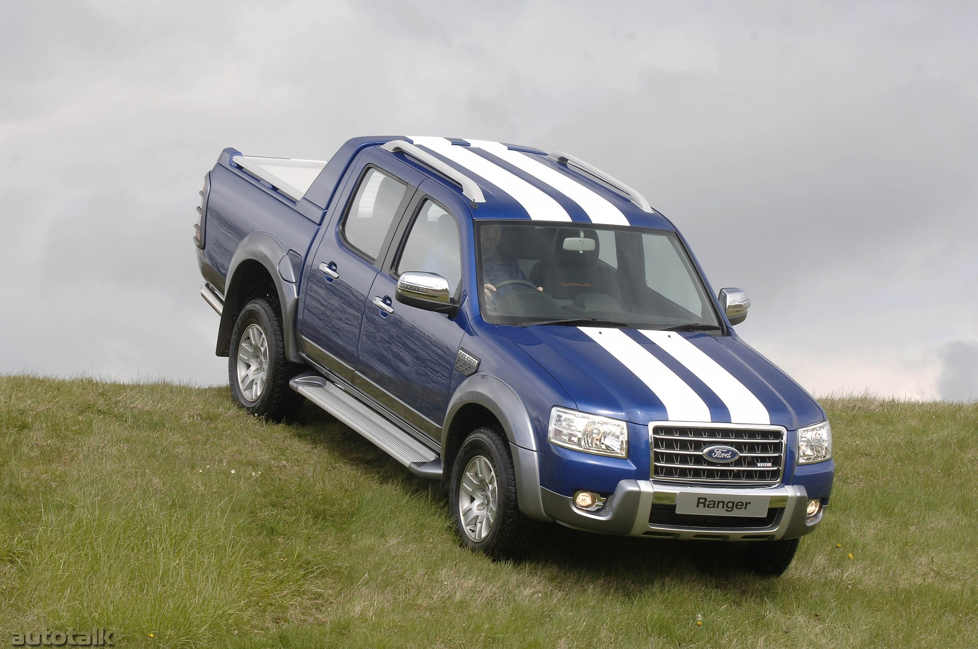 2008 Ford Ranger Wildtrak