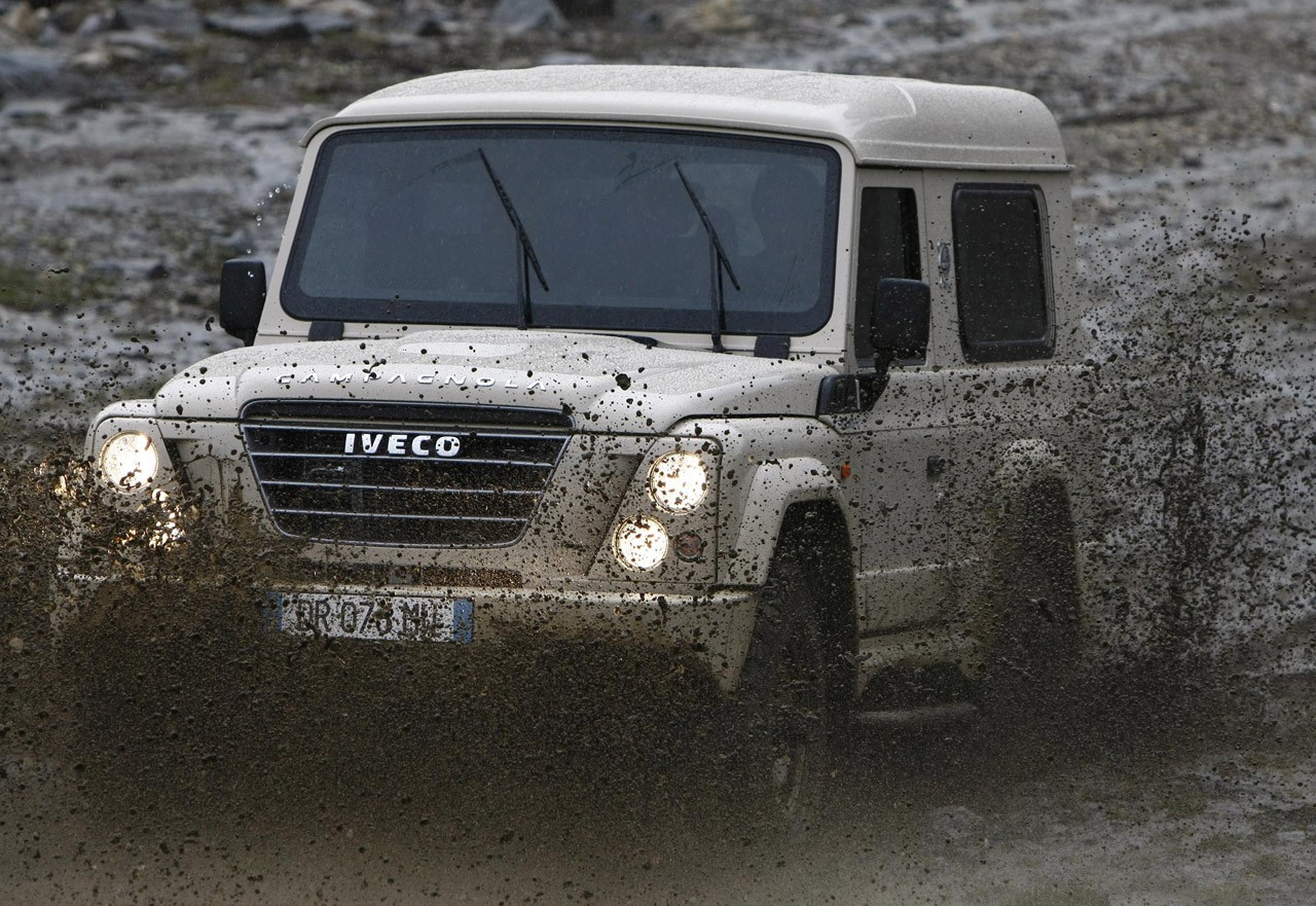2009 Iveco Campagnolaa