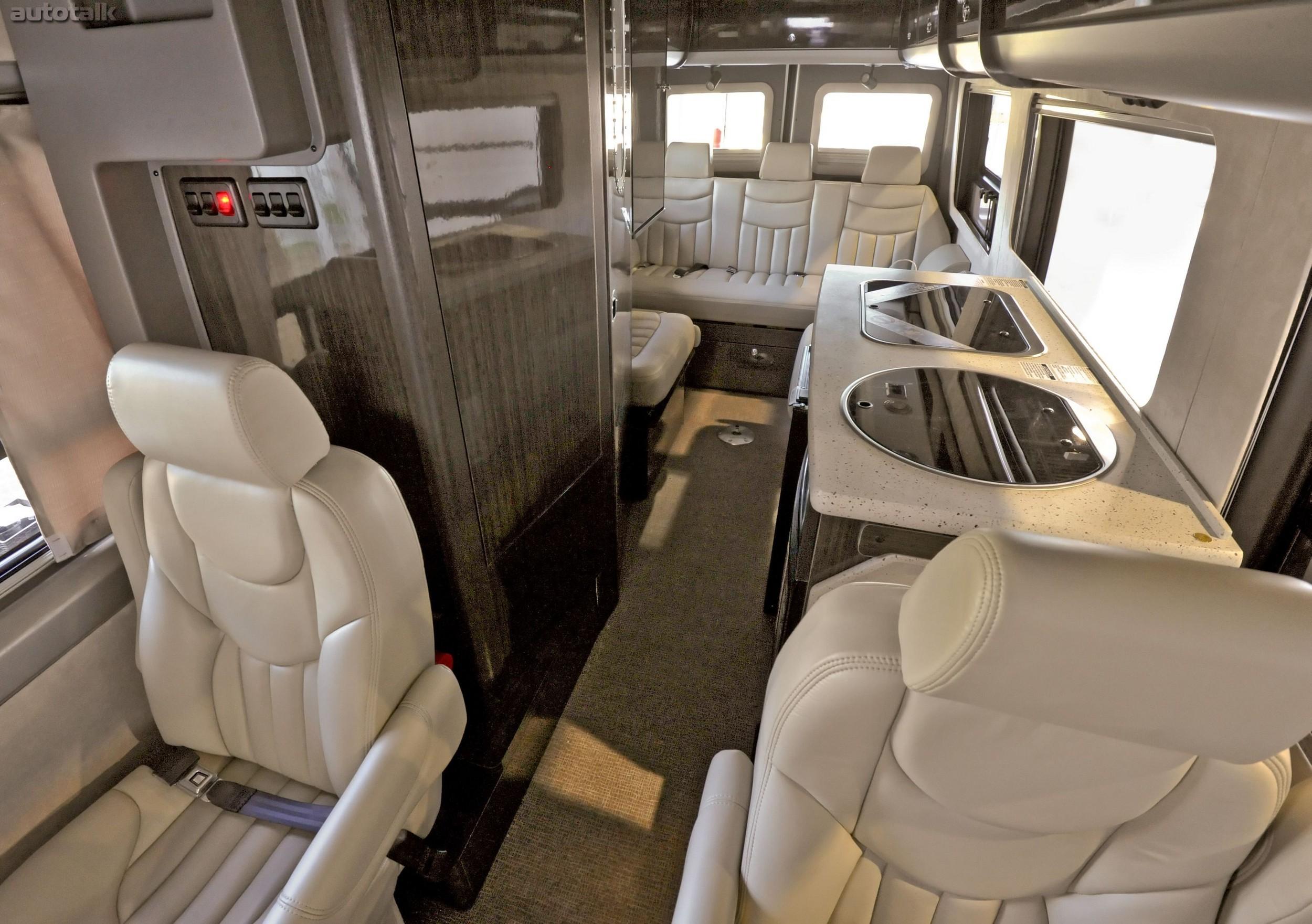 2010 Mercedes Benz Sprinter Airstream Interstate 3500