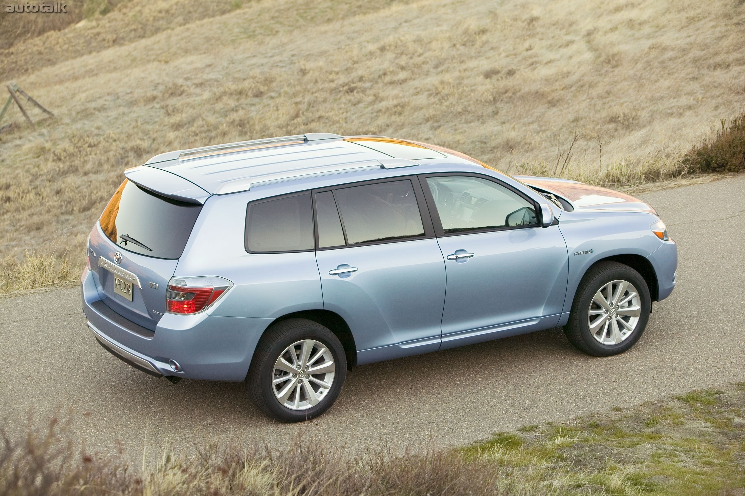 отзывы Toyota Хайлендер гибрид
