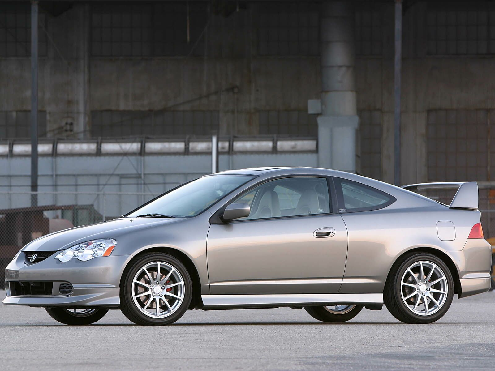 Acura RSX Side