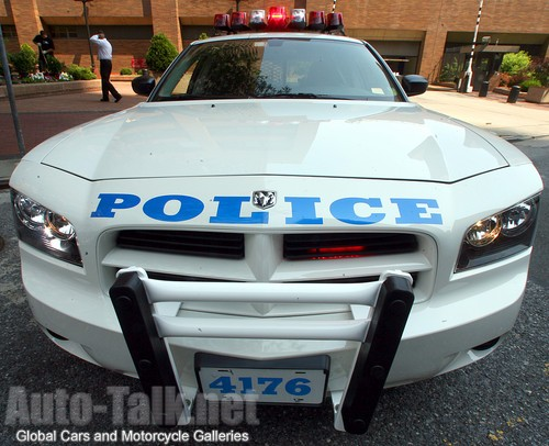 New NYPD cruisers - Dodge Charger