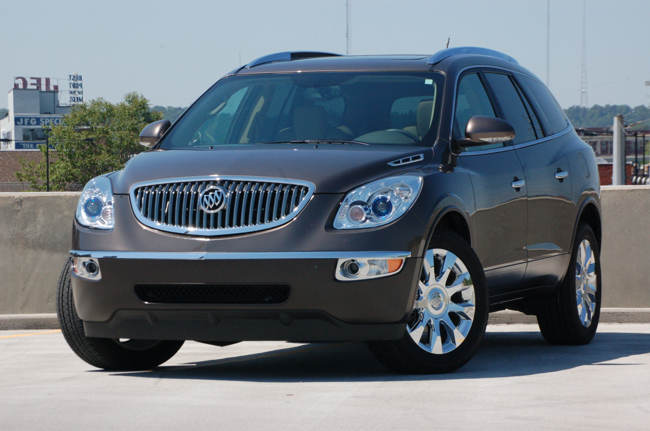 2011 buick enclave is rolling proof released in 2007 as a 08 the enclave took the place of three previous buicks the rainier rendezvous