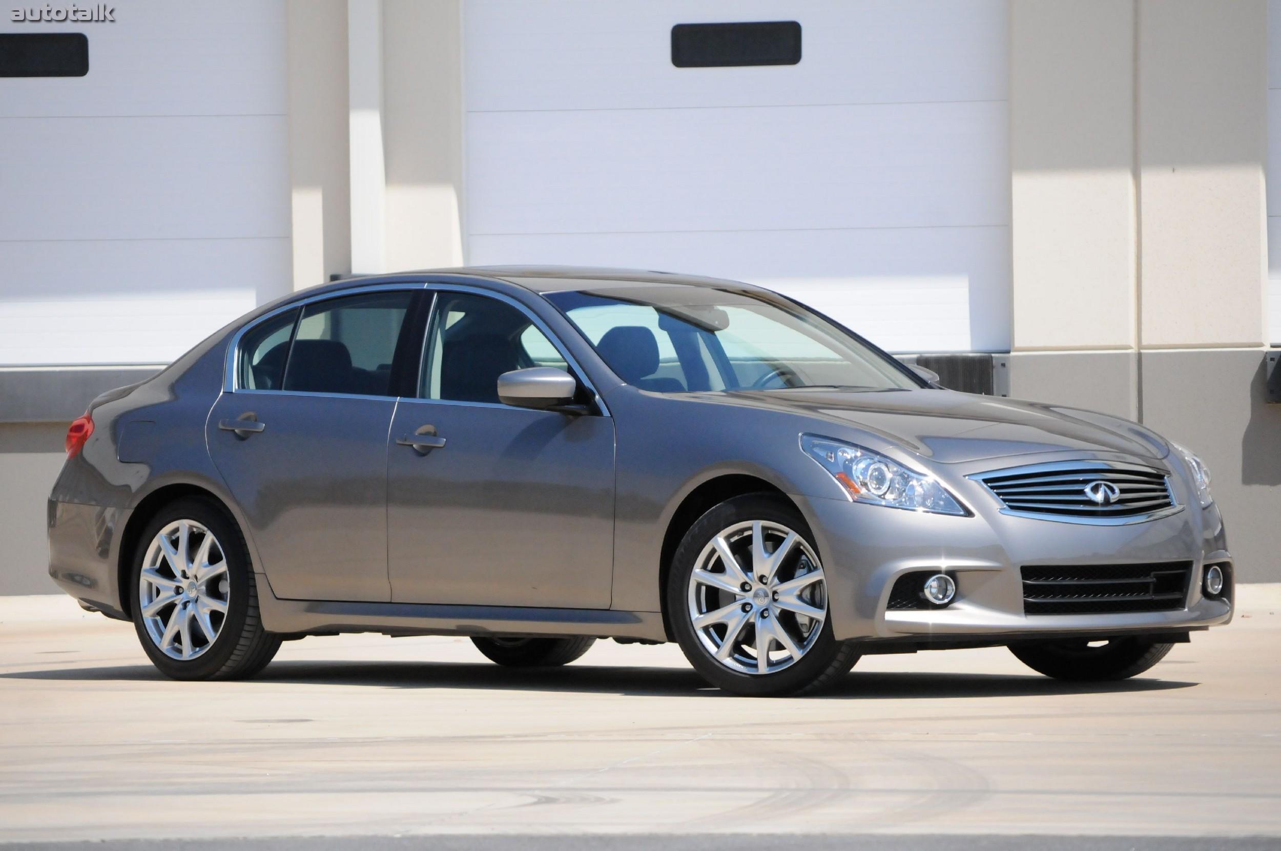 2011 Infiniti G37 Sedan Review Autotalk